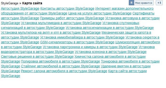 Анализ сайта на удобство
